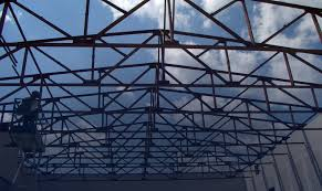 100 Bow String Truss Repair Structural Shoring Staalsen Construction Company Inc