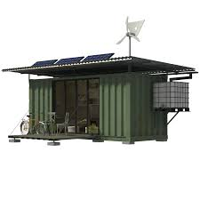100 Cargo Container Home Shipping Cabin Plans