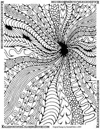 Printable Complex Coloring Pages For Grown Ups Free WBXO9