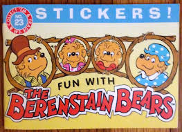 Berenstain Bears Christmas Tree Book by List Of Berenstain Bears Coloring Books And Activity Books