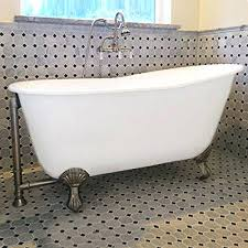 Tub Refinishing Miami Fl by Bathtubs 54 Inches Longinch Cast Iron Rolled Rim Bathtub Bathtub