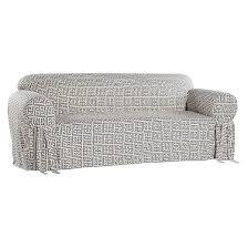 Target White Sofa Slipcovers by Roman Key Sofa Slipcover Target