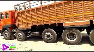 100 16 Truck Wheels TATA SIGNA 4323T NEW TRUCK TEST DRIVE YouTube