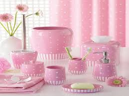 pink bathroom accessories nice pink bathroom accessories sets and