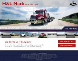 H&L Mack Truck Sales Competitors, Revenue And Employees - Owler ...