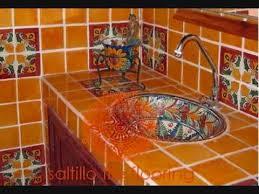 Saltillo Floor Tile Home Depot by Saltillo Tile Youtube