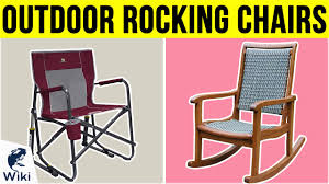 Top 10 Outdoor Rocking Chairs Of 2019 | Video Review