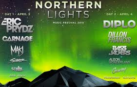Diplo and Eric Prydz Headline Edmonton s Northern Lights Festival