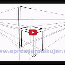 dessiner une chaise la perspective en vidéo pearltrees