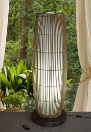 Lighting Ideas Captivating Outdoor Floor Lamps Patio For