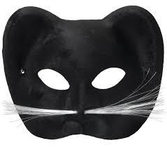 Funny Halloween Half Masks by Black Dominatrix Costume Mask Costume Craze