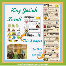 Bible Fun For Kids King Josiah Also Has Many Other Lessons