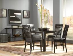 Eclipse Dining Room With Large Round Table