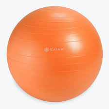 Physio Ball Chair Base by Extra Ball For The Classic Balance Ball Chair 52cm Gaiam