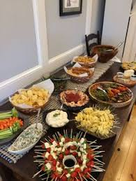 How To Throw A Killer Open House Party With Tons Of Delicious Food