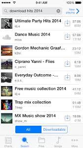 QWE Free Music Download PRO Mp3 Downloader for SoundCloud App