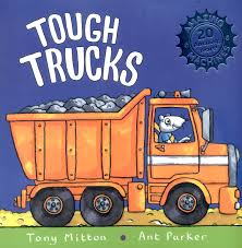 100 Tough Trucks Trucks By Mitton Tony 9780753440797 BrownsBfS