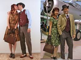 How To Dress Vintage As A Couple