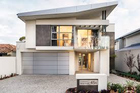 100 Narrow Lot Homes Sydney Home Designs Perth One Two Storey Highbury