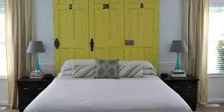 tete de lit chambre ado tête de lit en bois relooké pour chambre d ado à décorer soi même