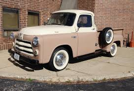 100 1954 Dodge Truck For Sale 1955 Pickup Job Rated Deluxe V8 Frame Off Chevy D 1953