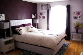 schlafzimmer lila