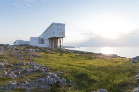 100 Todd Saunders Architect Fogo Island Inn Ure ArchDaily