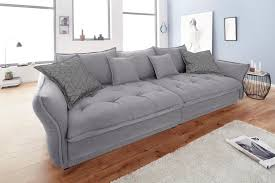 inosign big sofa palladio wahlweise mit led ambiente