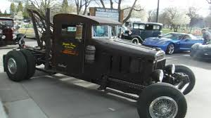 100 Rat Rod Tow Truck Ever YouTube