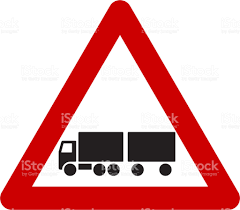 Warning Sign With Truck Symbol Stock Vector Art & More Images Of ... Metal Outdoor Signs Vintage Trailer And Truck Glamping Funny Sign Rv Fileroad Sign Trucks Permittedsvg Wikimedia Commons Rollover Warning For Sharp Curves Vector Image 1569082 Crossing Mutcd W86 Us Safety Floor Marker Forklift Idenfication From Parrs Uk German Direction For A Route Stock Photo Picture And 15 Merry Christmas 6361 Craftoutletcom 3point Contact When Getting On Off Nhe14373 Symbol W1110s Free Images Road Street Car Isolated Transportation Truck
