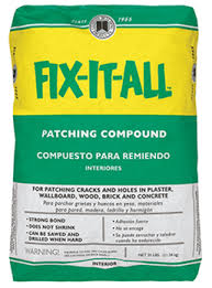 Dap Flexible Floor Patch And Leveler Youtube by Fix It All Patching Compound