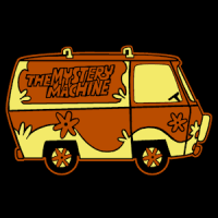 Scooby Doo Pumpkin Carving Stencils Patterns by Scooby Doo Mystery Machine Stoneykins