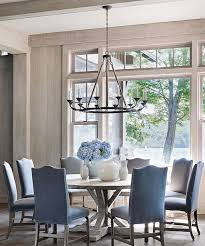 70 Fancy French Country Dining Room Table Decor Ideas | For The Home ... Brynwood White 5 Pc Round Ding Set With Blue Chairs Room Carmilla Damask Chair Espresso Wood Decor Black Contemporary With Wooden Table And Perfect Navy House Seven Design Build Shop Hanover Traditions 5piece In 4 And Farmhouse Fniture Skagen Round Table Oak Gripsholm Chair Entrancing New Roll Squire Parsons Slipcover Rectangle Brown Legs Combined Excerpt Shabby In A Range Of Styles Ireland Dfs Ideas Ikea