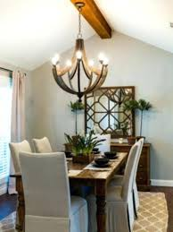 Joanna Gaines Lighting Dining Room Fixer Upper With Chip And Ideas Kitchen Light