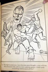 Find This Pin And More On Colouring Book The Incredible Hulk Giant Story By SPetri DC Comic