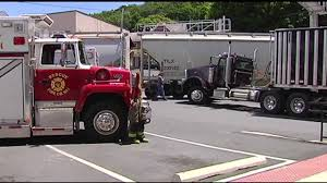Emmaus Halloween Parade Route by Train Tractor Trailer Collide In Bangor Wfmz