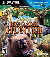Cabela s Big Game Hunter 2012