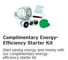 11 free energy saving products kits from your utility company