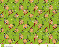 Artistic Wallpaper Stock Photo Image Of Palette Pattern
