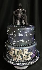may the be with you wars cake the sue