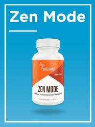 100 Zen Mode 45 Ct Stress Supplement Bulletproof