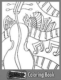 Free Coloring Pages Book Page