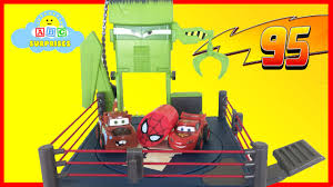 Learn Colors With Disney Cars, Toon Monster Truck, And Tow Mater ... Monster Jam Stunt Track Challenge Ramp Truck Storage Disney Pixar Cars Toon Mater Deluxe 5 Pc Figurine Mattel Cars Toons Monster Truck Mater 3pack Box Front To Flickr Welcome On Buy N Large New Wrestling Matches Starring Dr Feel Bad Xl Talking Lightning Mcqueen In Amazoncom Cars Toon 155 Die Cast Car Referee 2 Playset Kinetic Sand Race Blaze And The Machines Flip Speedway Prank Screaming Banshee Toy Speed Wheels Giant Trucks Mighty Back Toy