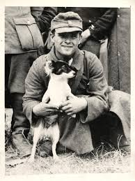 Germanys Most Decorated Soldier Ever by 1944 German Soldier And Mascot Dog Captured By Allied Troops In