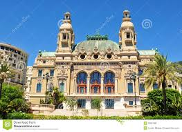 opera de monte carlo royalty free stock photography image 33601387