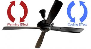 ceiling fans when and how to change rotation direction
