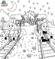 James Tank Engine Thomas And Friends Coloring Book Pages For Kids Picture Printable Free Online