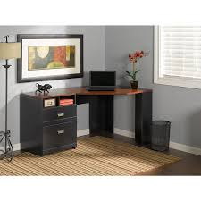 Bush Vantage Corner Desk Dimensions by Bush Furniture Wheaton Reversible Corner Desk Walmart Com