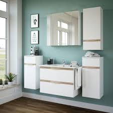 badezimmerset carandiru i 4 teilig bad waschbecken mit