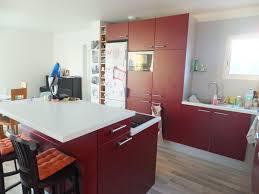 separation cuisine sejour meuble séparation cuisine séjour 2017 avec plan de travail